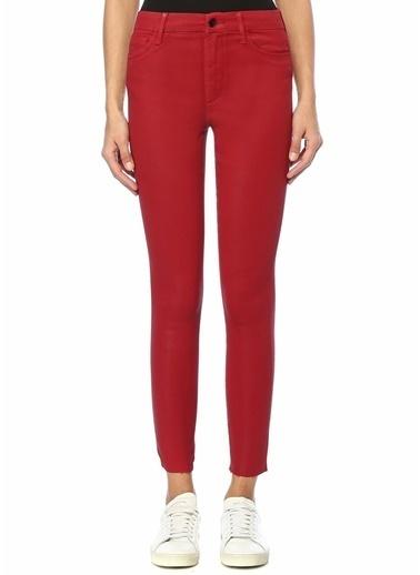 Joe's Jeans Pantolon Kırmızı
